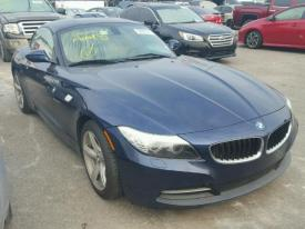 Salvage Bmw Z4 Cars For Sale And Auction