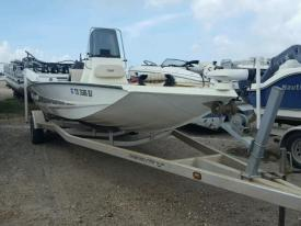 Salvage Bayliner P 203