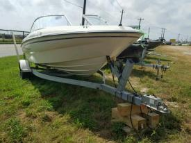 Salvage Bayliner BOAT